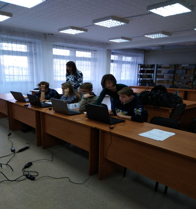 Проведение профориентационно-консультационного мероприятия для обучающихся 9-11 классов с инвалидностью, ОВЗ Азовского немецкого национального муниципального района Омской области