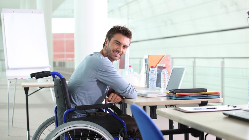 Приглашение на работу выпускников с инвалидностью