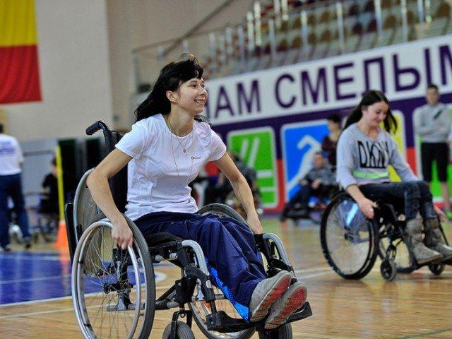 Начинается работа секции общей физической подготовки  для людей с инвалидностью и ограниченными возможностями здоровья