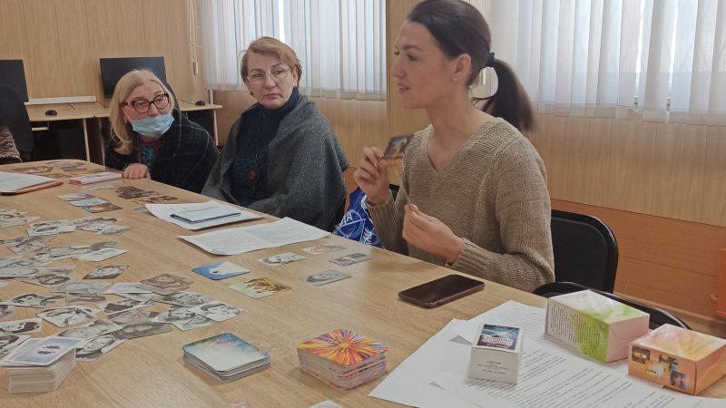 Творческая группа психологов рассмотрела проективные техники в работе с подростками